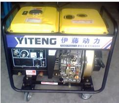 3KW手启动柴油发电机组