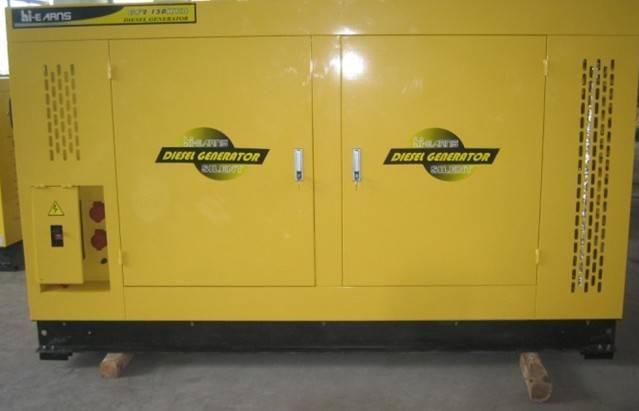 康明斯动力柴油发电机25KW