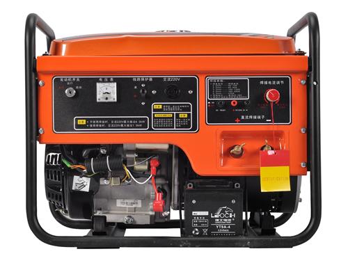汽油氩弧焊机发电机电焊机一体机