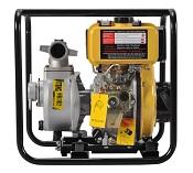 2寸柴油水泵//风冷柴油机水泵//单缸四冲程水泵