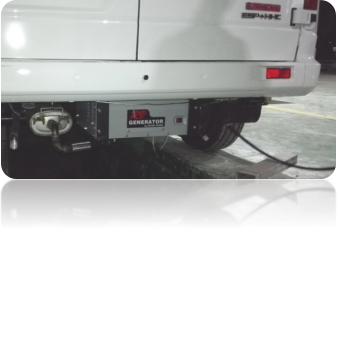 五千瓦车载数码机