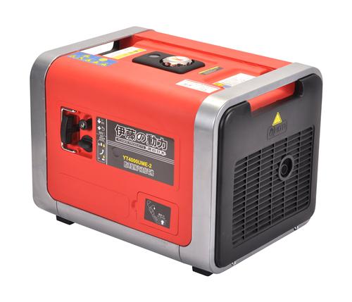 数码变频发电机YT4000UME-2