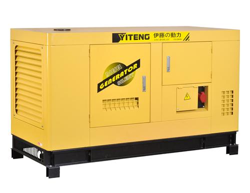 20KW柴油静音式柴油发电机/小型柴油发电机
