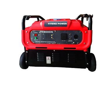 3KW可遥控启动数码变频发电机
