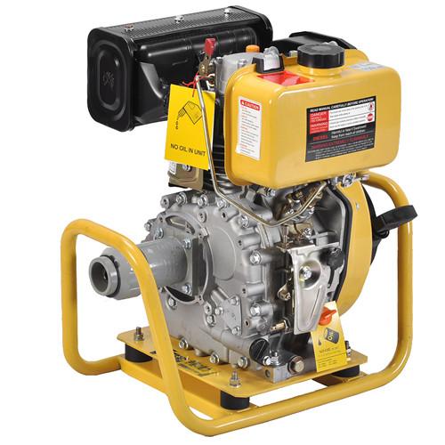 3寸柴油污水泵-YT30DP-W