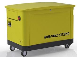 12KW多燃料发电机