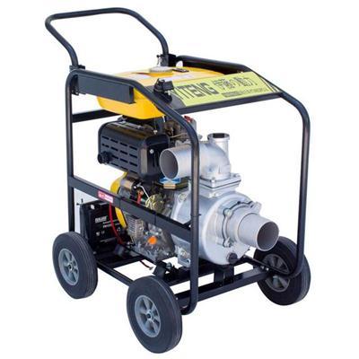 灌溉农用4寸柴油抽水泵//抽水机