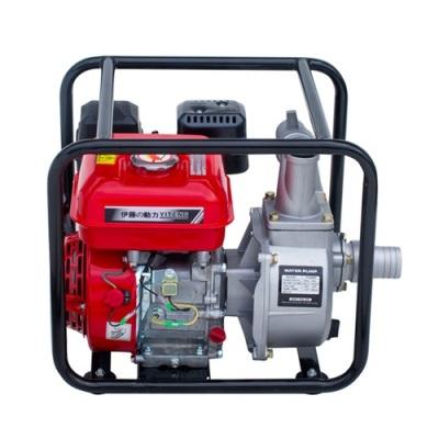 便携式小型汽油水泵//农用灌溉汽油水泵抽水机